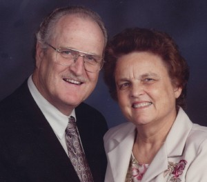 Dr. Loren and Ruth Fenton