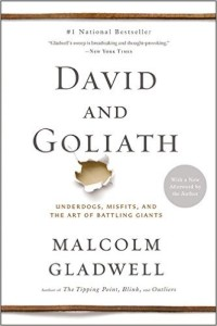 David and Goliath book cover